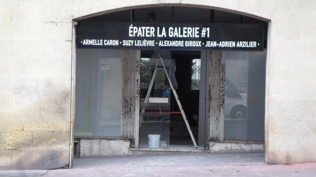 Épater la galerie #1