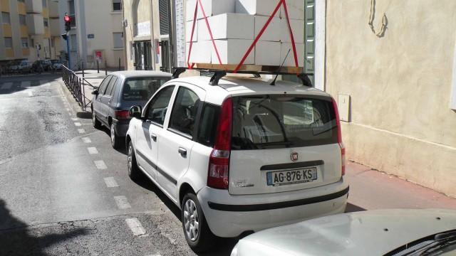 2011 – 2012 Relations presse pour la Galerie Fiat Panda
